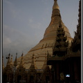 RANGOON  Pagode SHWEDAGON