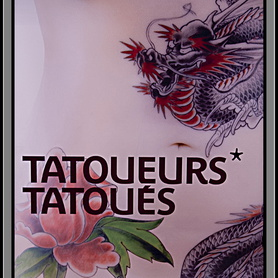 TATOUEURS TATOUES  au  MUSEE DU QUAI BRANLY PARIS 7°